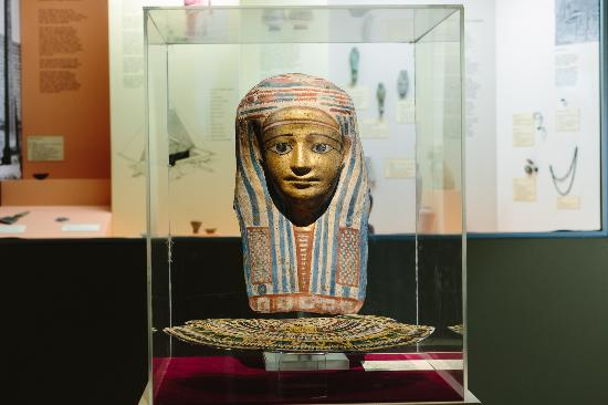 Caboolture, Австралия: Stunning showcase of Egyptian artefacts