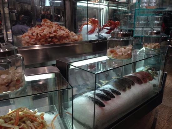 seafood picture of bacchanal buffet las vegas tripadvisor rh tripadvisor com