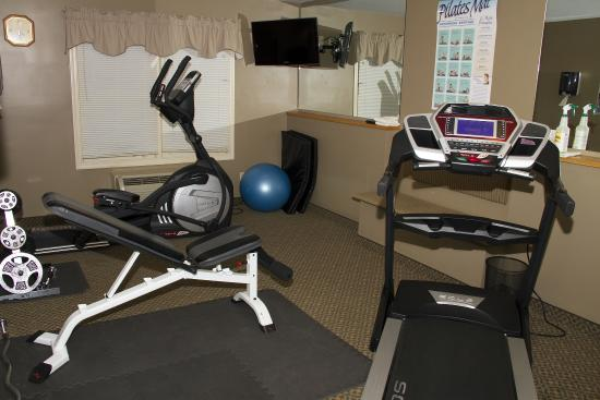 The Country Inn at the Mall : Fitness Room