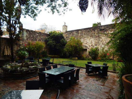 Jard n picture of el jardin de los milagros guanajuato for Bazzel el jardin de los secretos