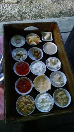 Sde Boker, Израиль: Breakfast