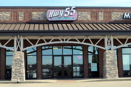 Spring Hill, TN: 2016-01-11 Hwy 55 Burgers, Shakes & Fries 2