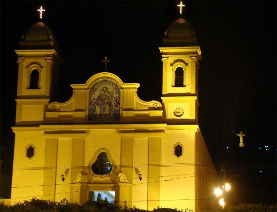Itaperuna, RJ: Igreja Matriz São José do Avai