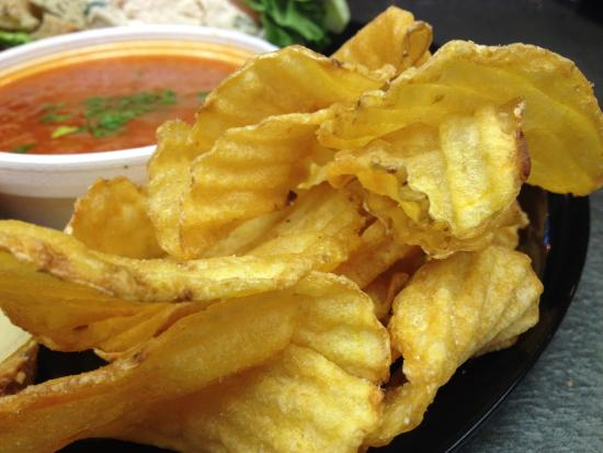 Morristown, Tennessee: Fresh Fried Potato Chips