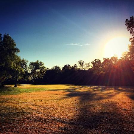 Ojai Valley Inn & Spa: Sunset