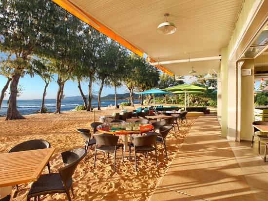 Kauai Shores, an Aqua Hotel: Lava Lava Beach Club
