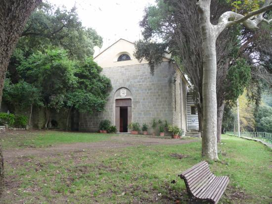 Una veduta del Santuario di N.S. di Reggio
