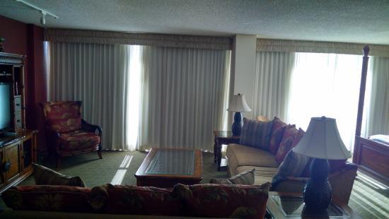 Doubletree Beach Resort by Hilton Tampa Bay / North Redington Beach: Suite