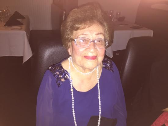 DeLand, FL: The honoree celebrating her 106th birthday