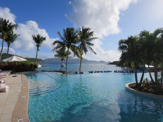 infinity pool picture of the ritz carlton st thomas tripadvisor rh tripadvisor co za