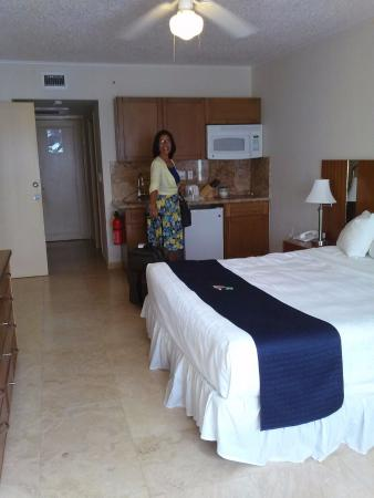 Caribbean Palm Village Resort: One of the rooms/ full equipped apartment