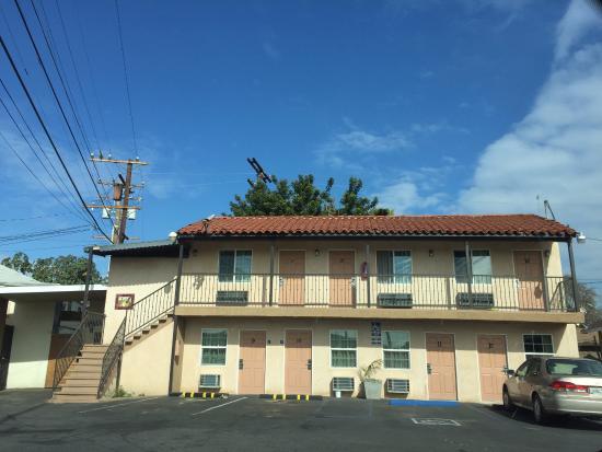 Lynwood, CA: мотель