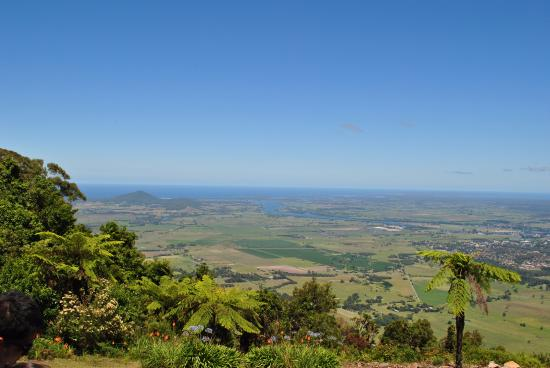 Beaumont, Australia: Taken from just up the mountain