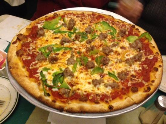 Bradley Beach, NJ: World's Best Pizza!