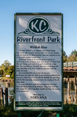 Kurt Cobain Memorial Park: Story of the Wishkah