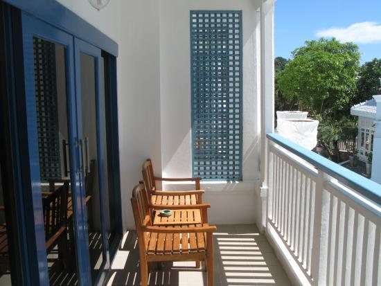 Andaman Seaview Hotel: Балкон в номере