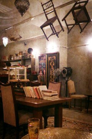 Cafe Gabor