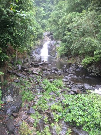 Getaway On Grafton: Cascade waterfall