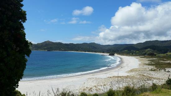 Great Barrier Island, Νέα Ζηλανδία: Medlands Beach