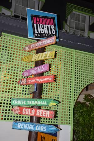 Saint Michael Parish, Barbados: Harbour Lights (11/09/2015)