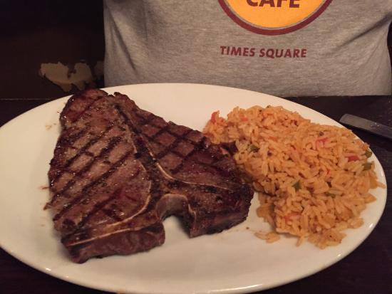 Texas Land Cattle Steak House North Ih 35 T Bone