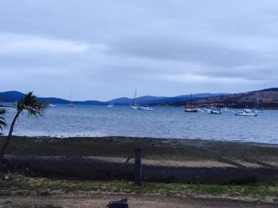 Dunalley, Australia: Amazing view