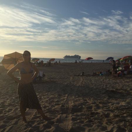 Villa del Palmar Beach Resort & Spa: Playa del Hotel del Palmar B. Resort & Spa
