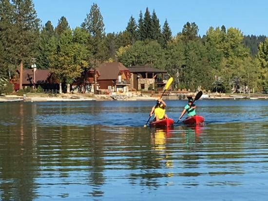 McCall, ID: Kayaking