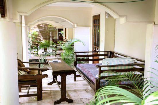 Martas Hotel: Room terrace