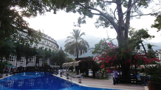 Alkoclar Exclusive Kemer : Отель