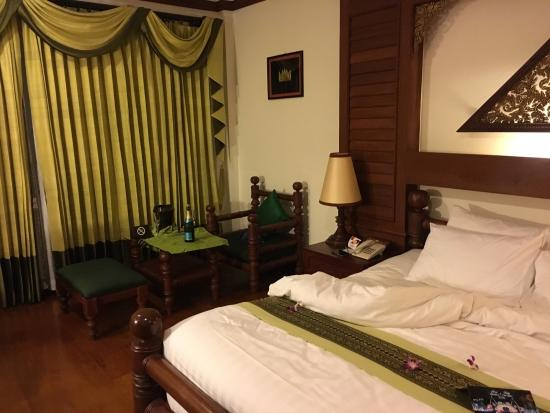 The Privilege Floor @Borei Angkor: View of the Room