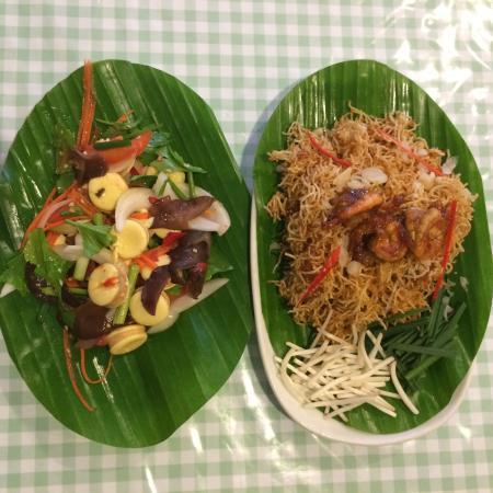 Poj Sapa Kar: Thai taste
