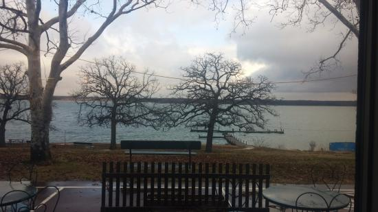 Lake Murray State Park & Lodge: Lake view
