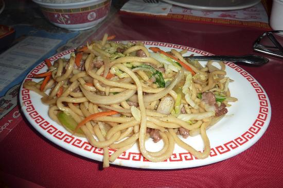 Lee's Chinese Restaurant: Chow Mein