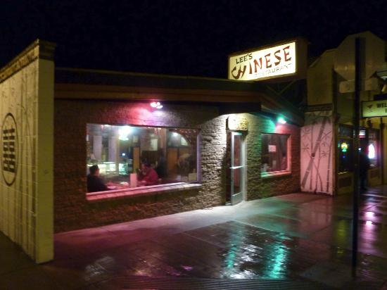 Lee's Chinese Restaurant: Lee's Chinese Food