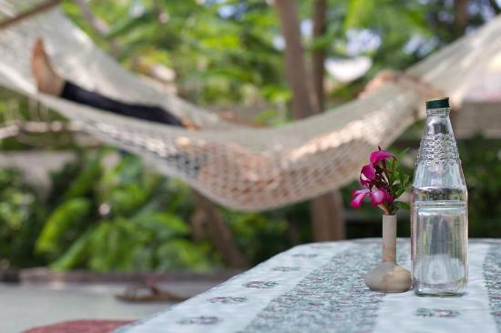 Naturellement Garden Cafe: Relaxed atmosphere