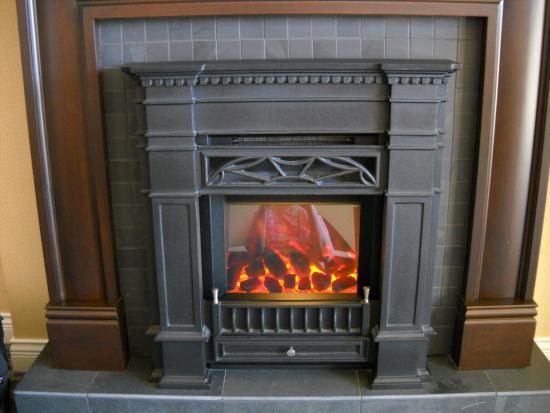 fireplace in the room remote control picture of oak bay beach rh tripadvisor ca