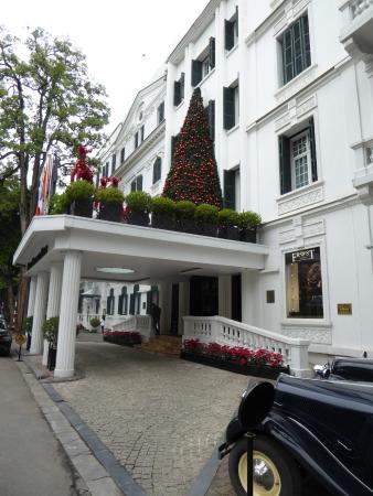โรงแรมโซฟิเทล เลเจนด์ เมโทรโพล ฮานอย: Exterior