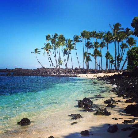 Beach Picture Of Makalawena Pu U Ali I Kailua Kona Tripadvisor