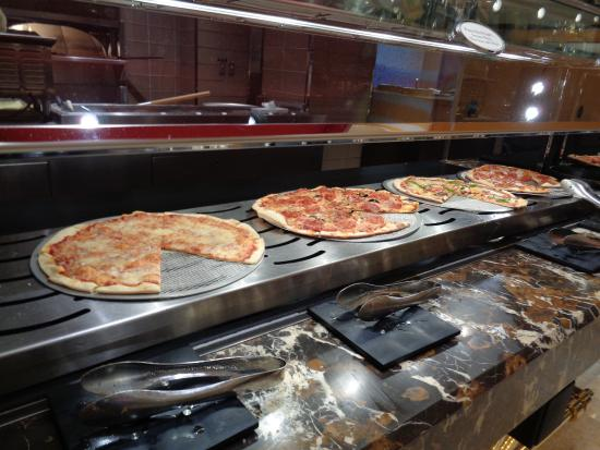 pizza picture of the buffet at wynn las vegas tripadvisor rh tripadvisor com