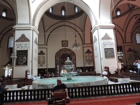 Bursa - Ulu Camii _ Velká mešita - Picture of The Great ...