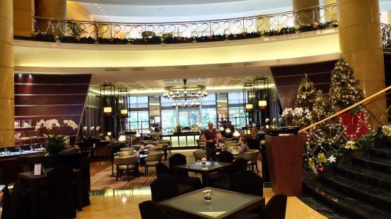 Mandarin Oriental, Kuala Lumpur: Lobby Area