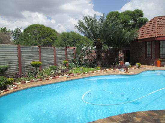 Polokwane, Sudafrica: cool down on a summers day