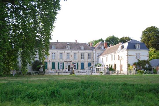 Chateau de Juvigny: le beau château de Juvigny