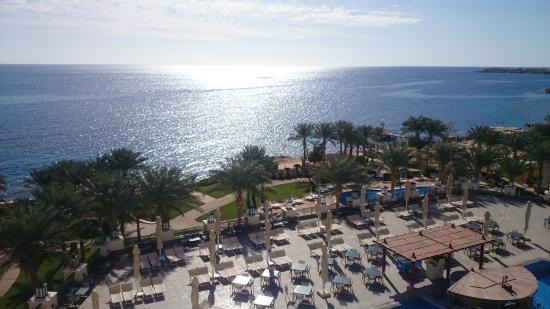 Stella Di Mare Beach Hotel & Spa: View from the room