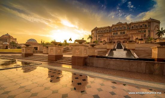 the real palace emirates palace picture of emirates palace abu rh tripadvisor ie