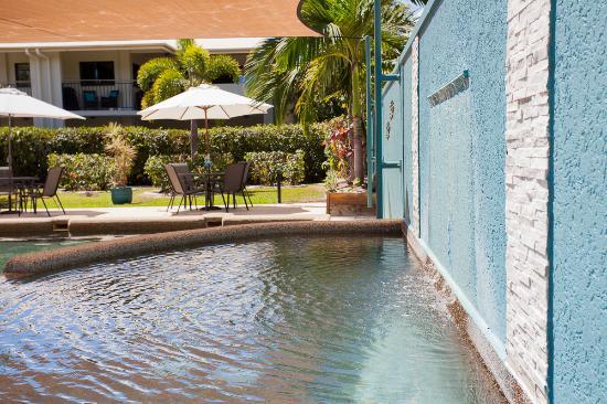 Seaforth Apartments Trinity Beach : Spa
