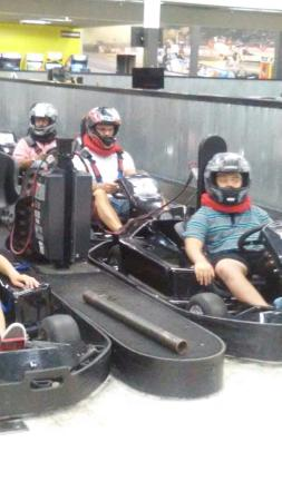 Raytown, MO: Go Cart racing in Kasas City