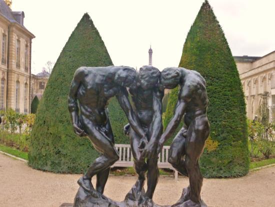 Altre statue presenti in giardino picture of musee rodin - Statue giardino ...