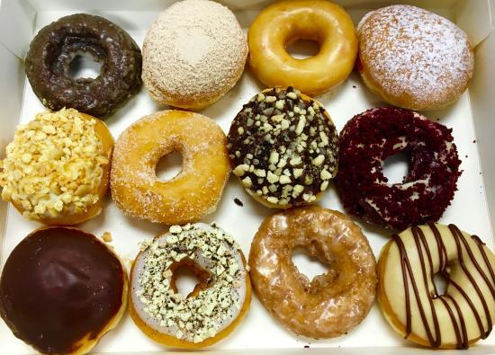 Krispy Kreme جوهانسبرج تعليقات حول المطاعم Tripadvisor